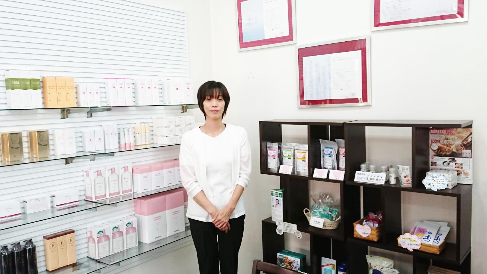 emu青森店 店舗内装